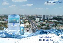 Đại lý nước Satori Thuận An